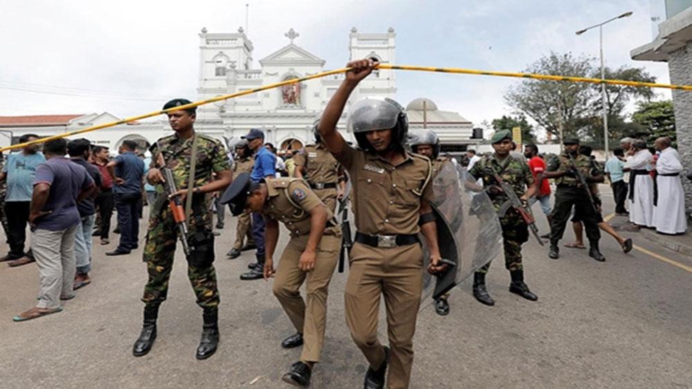 Vụ nổ ở Sri Lanka: Hơn 100 người đã bị bắt giữ